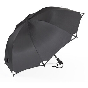 EuroSchirm Birdiepal Outdoor Umbrella black/reflective